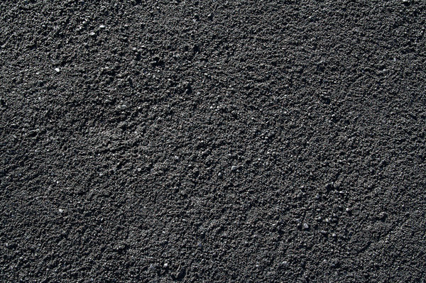 A close up of the asphalt used for one of our client's driveways.
